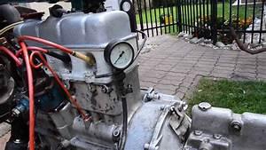 Motor  U0160koda Octavia 1964
