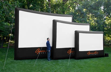 Open Air Home Screens Turn A Backyard Into The Premier