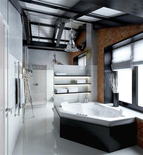 d 233 co salle de bain loft