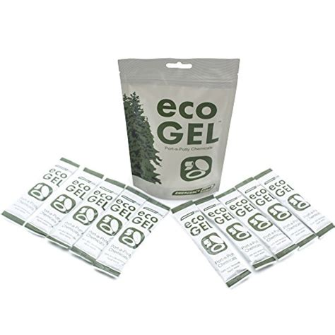 Eco Gel Portapotty And Emergency Toilet Chemicals,  Import It All