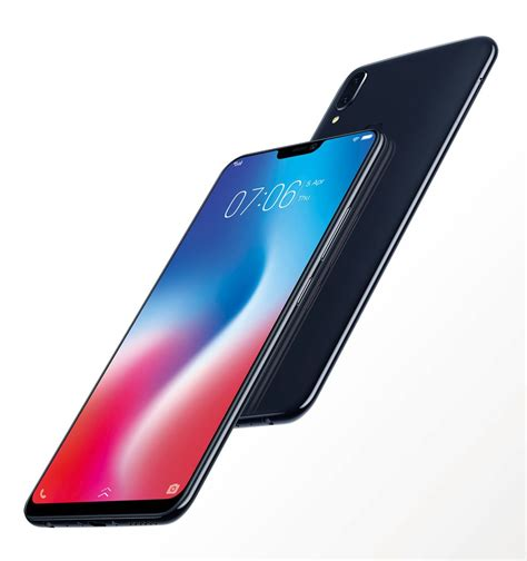 Vivo V9 Is An Iphone X Lookalike With A Powerful Selfie Camera