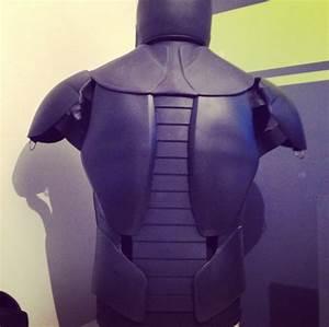 3ders.org - Entirely 3D printed Arkham Origins Batman suit ...