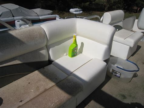 What To Clean Boat Cushions With by Barhun Learn Boat Seat Cleaner