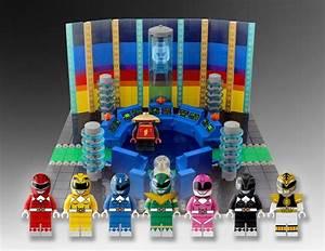 LEGO Ideas Mighty Morphin Power Rangers