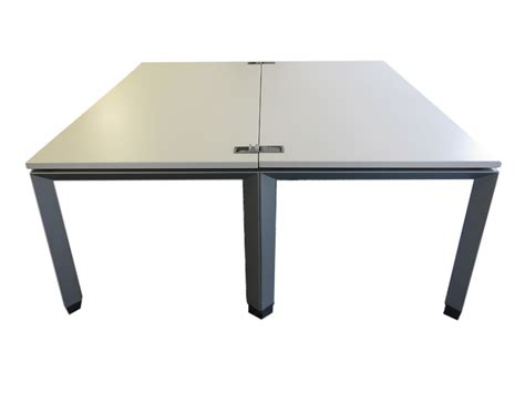bureau bench bureau bench steelcase frame one occasion adopte un bureau