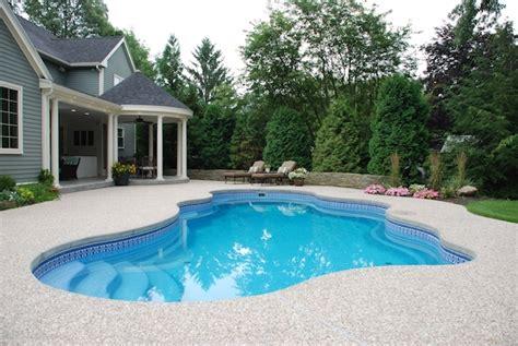 fiberglass pools pros cons costs