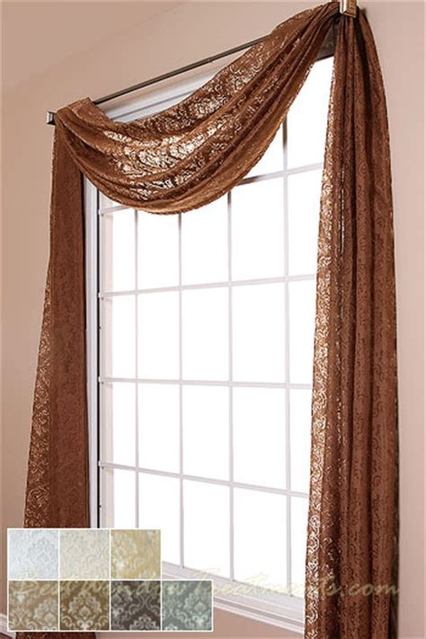 how to hang swag curtains how to swag curtain scarves curtain menzilperde net