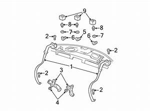 Chevrolet Monte Carlo Bolt  Hinge   Lower   2000