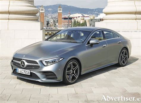 New Mercedes-benz Cls Coupé Here Mid-year