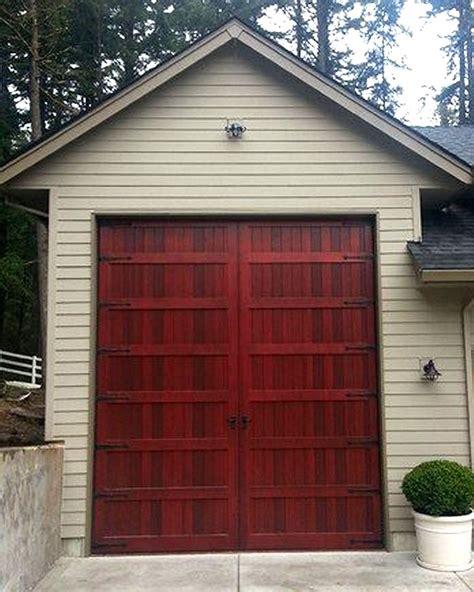 garage door images bifold doors weatherproof wood garage door non warping