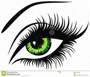 Sexy Eye Vector   www.pixshark.com - Images Galleries With ...