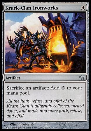 eldrazi ironworks yet another casual deck mtg s realm