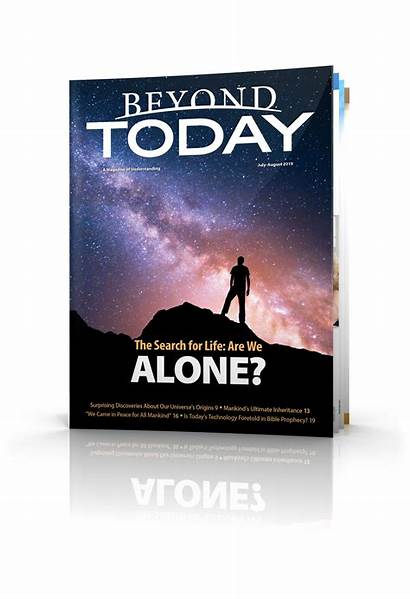 Today Beyond August Magazine July Bible United