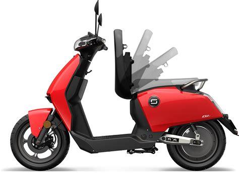 Super Soco Unveils Tc Max ,100 Electric Motorcycle