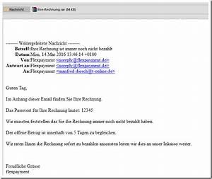 Rechnung Rechtsanwalt Nicht Bezahlen : fiese falle e mail von flexpayment erhalten mimikama ~ Themetempest.com Abrechnung
