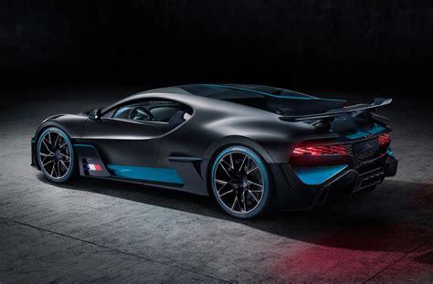 Bugatti Divo Is Voor Velen Onbereikbaar Spektakelstuk