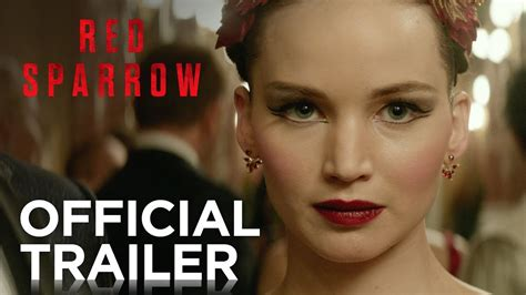 red sparrow official trailer hd vidmo