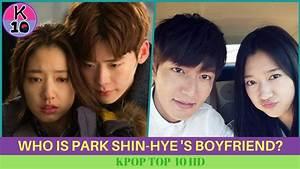 Who is Park Shin hye [박신혜]'s boyfriend Lovelife about Park ...