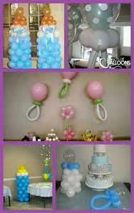 Baby Shower Balloon Decoration Ideas