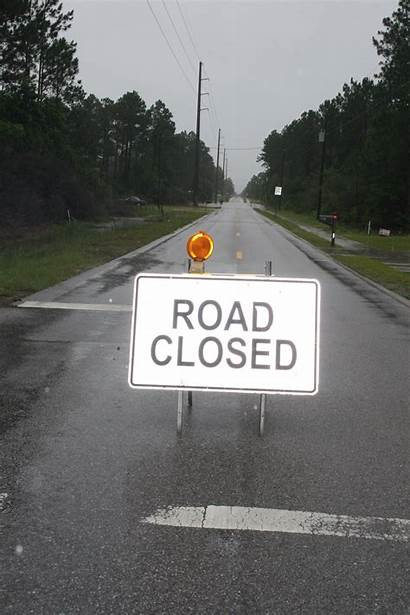 Road Closure Trail Tuesday Closed Panhandle Starts