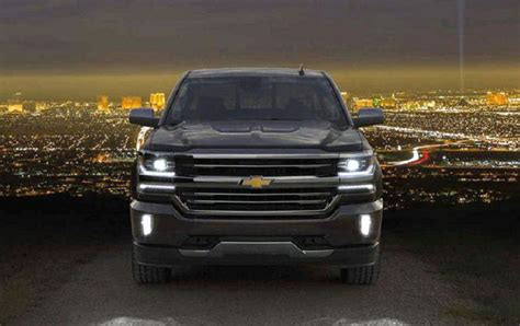 Chevrolet Silverado 2019 Changes Ltz Hd Engines Interior