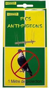 Pic Anti Oiseaux Antenne