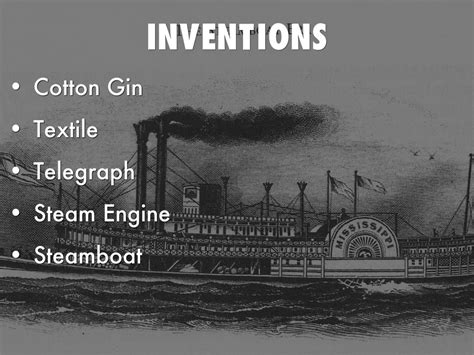 Steamboat Haiku by The Industrial Revolution By Arw6185