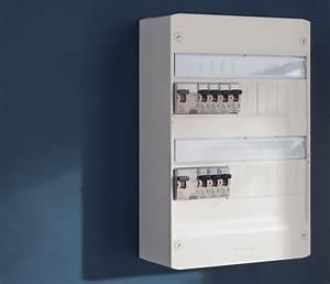 Dimension Tableau Electrique : choisir un tableau lectrique castorama ~ Melissatoandfro.com Idées de Décoration