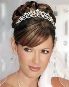 wedding hair styles for medium hair - Wedding Updos For Hair