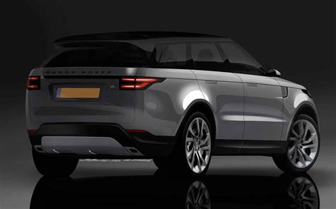 Land Rover 2019 : 2019 Range Rover Evoque Rear