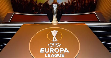 Europa League round of 32 draw LIVE as Manchester United ...