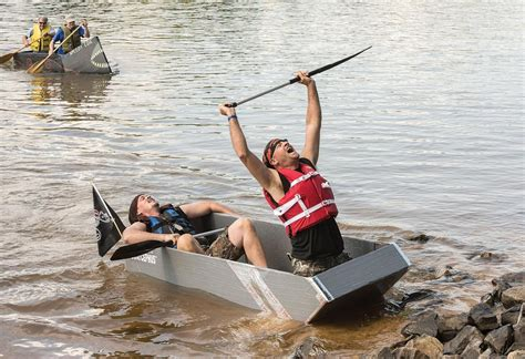 Cardboard Boat Buy by Cardboard Boat Regatta Galleries Statesville