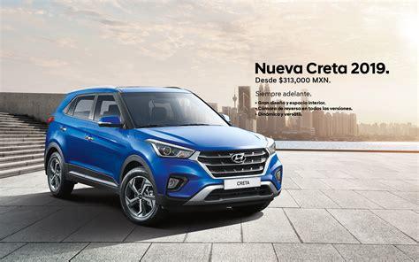 Hyundai Creta 2019 Ya En México Precios Y