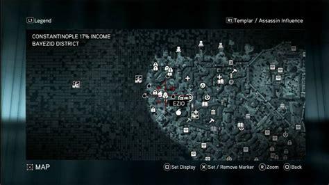 Assassins Creed Revelations Animus Data Fragments
