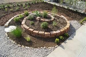 Kräuterspirale Für Balkon : kr uterschnecke so pflanzt man eine kr uterspirale an ~ Michelbontemps.com Haus und Dekorationen