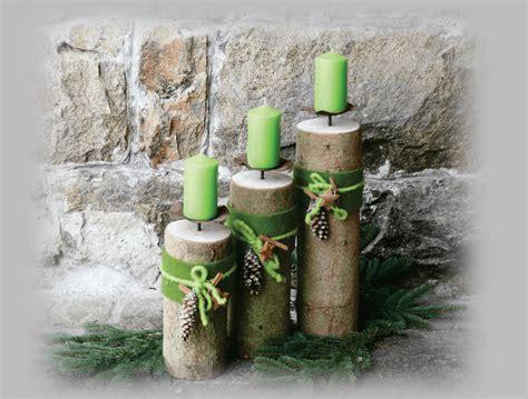 deko weihnachten holzstamm rostdeko zeitlos sch 246 n rostige dekoration f 252 r garten