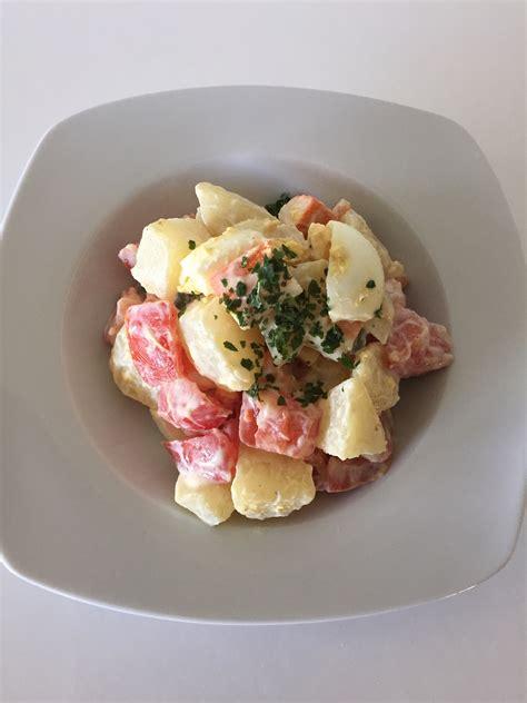 et sa cuisine legere salade piémontaise légère et sa cuisine gourmande