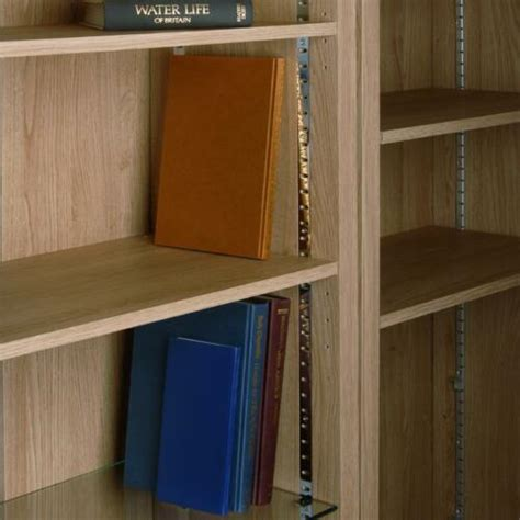 Bookcase Shelf Support by Flat Bookcase Shelving Support Tonk 6ft Book