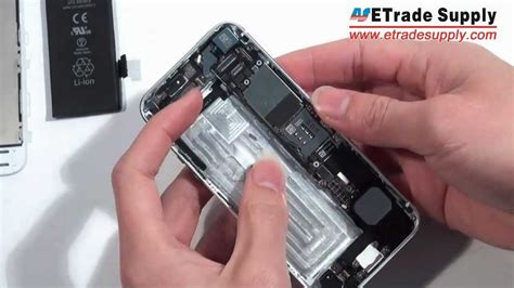 how to take apart iphone 5 iphone 5 disassembly take apart tear repair