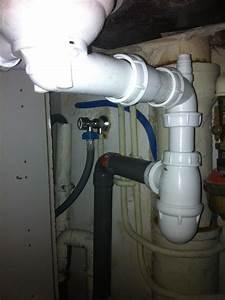 Brancher Un Lave Vaisselle : installation lave vaisselle machine a laver ~ Dailycaller-alerts.com Idées de Décoration