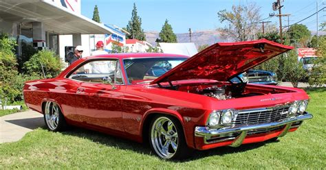 Classic Chevy Car Show At