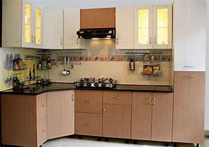 Simple Indian Kitchen Designs Pictures