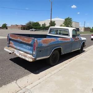 Sell Used 1971 Dodge D100 Custom Pickup 71 Truck 440