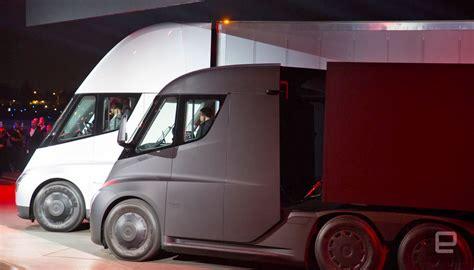 pepsico pre orders  tesla electric semi trucks aivanet