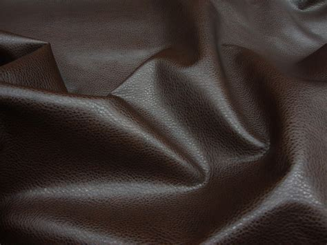 Leather Upholstery by Brown Upholstery Ford Faux Leather Vinyl Fabric Per Yard