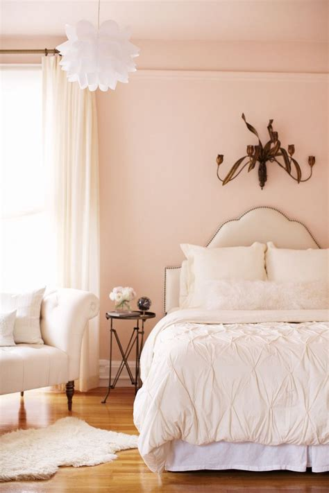 bedroom with pink walls 219 best pink wall color images on pinterest wall colors 14476 | 1e656f7c804963b673862800658bfdbf blush bedroom master bedroom
