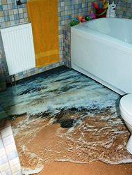 3D Bathroom Floor Designs