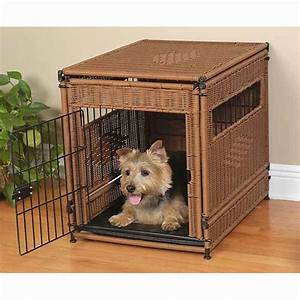 the pet residence designer pet crate With trendy dog crates