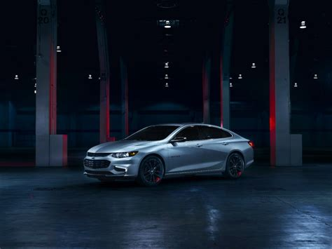 chevrolet malibu redline revealed gm authority