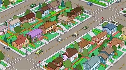 Wikia Simpsons Springfield Estates Pressboard Wiki